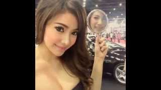 Thai Girl Models : Nong Bai - Magic Mirror